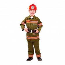 Купить <b>Карнавальный костюм</b> МАЛ <b>Пуговка</b> 7002к-20 Пожарный ...