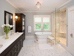 clawson architects projects elegant bathroom photo in new york with a freestanding tub beautiful bathroom lighting