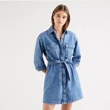 <b>Levi's</b>® <b>Ainsley Utility Denim</b> Dress | Goulds of Dorchester