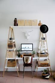 spaces boho and desks on pinterest bathroomglamorous creative small home office desk ideas
