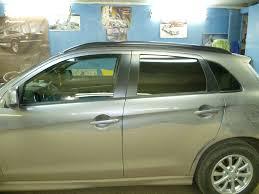 Установка штатных <b>рейлингов</b> — <b>Mitsubishi</b> ASX, 1.6 л., 2013 ...