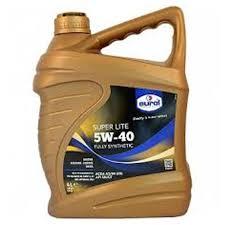 <b>Масло</b> моторное Eurol <b>Super</b> Lite 5W-40, 4л купить по низкой ...