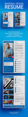 made material design resume cv template by vinyljunkie made material design resume cv template resumes stationery