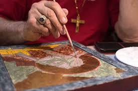 Ancient icon <b>art</b> in the modern world | Angelus News