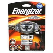 «<b>Налобный фонарь Energizer</b> 632648 3 LED Headlight ...
