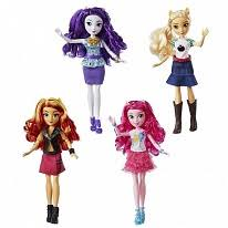 <b>Куклы My</b> Little Pony Equestria Girls в интернет магазине Toy.ru