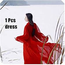 Ancient Chinese Costume Women Clothes Traditional ... - Amazon.com