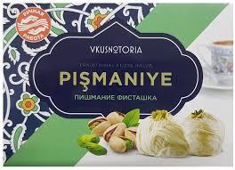 <b>Пишмание с фисташками Vkusnotoria</b>, 136 г — купить в интернет ...