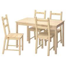 ИНГУ / <b>ИВАР</b> Стол и <b>4</b> стула, сосна купить в интернет-магазине ...
