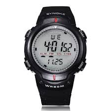 top 10 largest led <b>watch</b> army list and get free shipping - a560