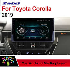 for toyota c hr chr 2016 2017 car android unit stereo audio