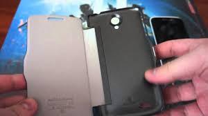 <b>Чехол</b>-<b>книжка Nillkin Fresh</b> Series Leather Case для Lenovo S820
