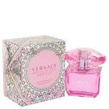 <b>Versace Bright Crystal Absolu</b> Eau De Parfum Spray for Women 3 oz