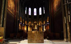 only too little remains of the glorious history of the abbey at saint germain des prs an explosion in 1794 destroyed the exceptional chappelle de la chapelle de la sorbonne chappelle de