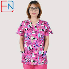 Online Shop Brand <b>medical scrub</b> tops for women surgical <b>scrubs</b> ...