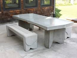 10 easy pieces concrete outdoor furniture cement furniture