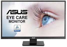 <b>Монитор Asus VA279HAE</b> Eye Care получил VA-матрицу ...