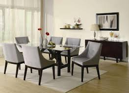 Contemporary Round Dining Table For 6 Gorgeous Modern Design Inspiration Round Glass Top Dining
