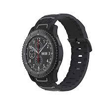 Oboe Silicone ECG Sports Style <b>Smart Watch</b> Band 22mm <b>Universal</b> ...