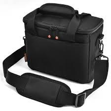 fosoto FT-660 Fashion DSLR Camera Bag Shoulder Waterproof ...