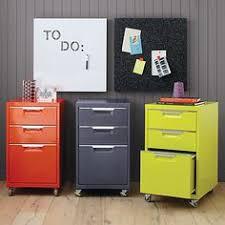 tps bright orange file cabinet in office furniture cb2 cb2 office