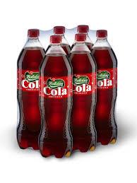 Лимонад <b>Holiday</b> Cola 6шт. по <b>1</b>,5л TASSAY 12972397 в ...