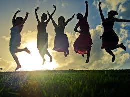 Image result for pictures of persons rejoicing