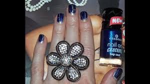 Nail Art Cracking <b>Top Coat</b> Nail Polish by <b>Essence</b> REVIEW & DEMO