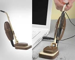 <b>USB</b> Powered <b>Mini</b> Desk <b>Vacuum</b>