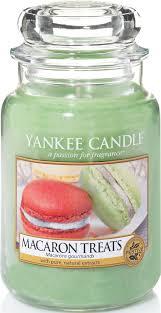 "<b>Ароматическая свеча</b> Yankee Candle ""Макаруны / <b>Macaron Treats</b> ..."