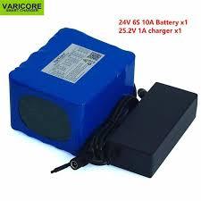 <b>VariCore</b> 24 V <b>10 Ah 6S5P</b> 18650 Battery Lithium Battery <b>24V</b> ...