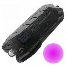 Наключный <b>фонарь NITECORE TUBE</b> UV УФ 500mW 365nm (арт ...