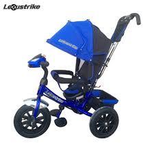 <b>Велосипед</b> детский <b>3 х колесный Lexus</b> trike, надувные колеса 12 ...