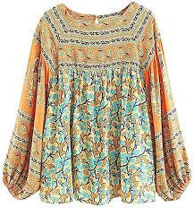 Amazon.com: R.Vivimos Women <b>Autumn Long Sleeve</b> Cotton Floral ...