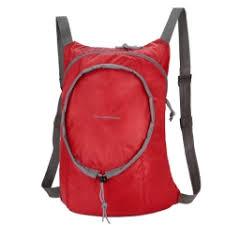 Nylon Waterproof Collapsible Backpack Women Men ... - SUNSKY