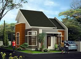 Gambar Model Rumah 1 Lantai