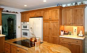 Honey Maple Kitchen Cabinets Kahles Kitchens Custom Kitchen Cabinets Morris Black
