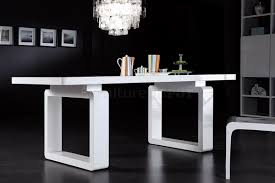 Modern White Dining Room Set Modern White Dining Table Endltk
