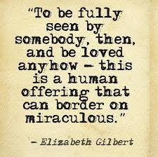 Photo : Eat Pray Love And Committed Quotes By Elizabeth Gilbert Images via Relatably.com