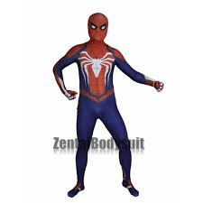 <b>Spider-man Costume PS4 Insomniac</b> Games <b>Spiderman</b> Suit