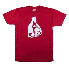 <b>Star</b> Wars: Solo <b>Lando Calrissian</b> Silhouette <b>T</b>-<b>Shirt</b> | GameStop