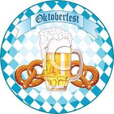 German Bavarian Oktoberfest Clipart - Beer and Pretzels | All things ...