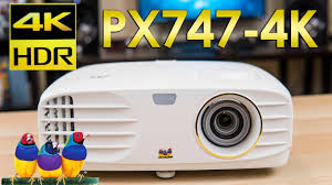 <b>Viewsonic PX747</b>-<b>4K</b> Review - The Lowest Priced 4K Projector ...