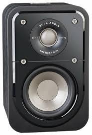 <b>Полочная акустическая</b> система <b>Polk Audio</b> S10 — купить по ...