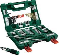 """<b>Набор принадлежностей Bosch</b> """"V-Line"""", 91 предмет — купить в ..."""