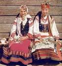 Костюм белорусский своими руками