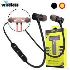 wireless bluetooth stereo sport headset headphone inf06ae52 ...
