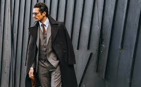A Gentleman's Guide to Winter Suits - The GentleManual | A ...