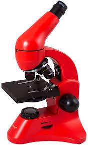 Buy <b>Levenhuk</b> Rainbow 50L PLUS Orange Microscope Exhibition ...