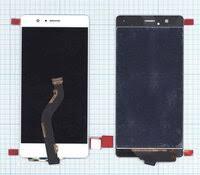 «<b>Дисплей Huawei</b> P9 Lite в сборе с тачскрином Белый ...